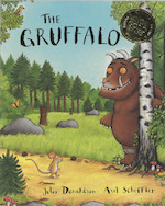 Gruffalo - Julia Donaldson (ISBN 9780333710937)