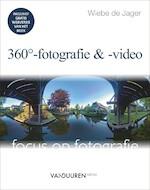 360 graden-fotografie - Wiebe de Jager (ISBN 9789463560160)