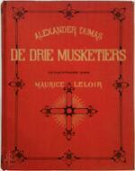 De drie musketiers - Alexandre Dumas (Père)