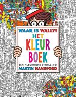 Het kleurboek - Martin Handford (ISBN 9789002261381)