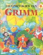 De sprookjes van Grimm - Jacob Grimm, Wilhelm Grimm, Gris di Luca, Rindert K. de Groot (ISBN 9789039604847)