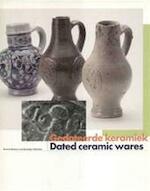 Gedateerde keramiek - Saskia de Bodt (ISBN 9789069180762)
