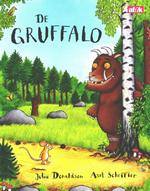 De gruffalo (Fryske edysje) - Julia Donaldson (ISBN 9789062738991)