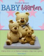 Babytaarten - Debbie Brown (ISBN 9789048307692)