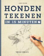 Honden tekenen in 15 minuten - Jake Spicer (ISBN 9789048311101)