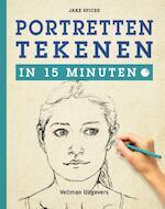 Portretten tekenen in 15 minuten - Jake Spicer (ISBN 9789048310357)
