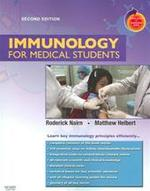 Immunology for Medical Students - Unknown (ISBN 9780323043311)