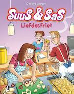 Suus & Sas - 14 Liefdesfriet - Gerard Leever (ISBN 9789088864025)