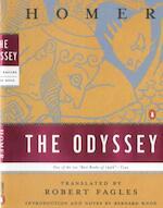 Odyssey (penguin deluxe) - Homer (ISBN 9780140268867)