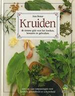 Kruiden - Ann Bonar, Theo Groen, Marja Kruik (ISBN 9789021000992)