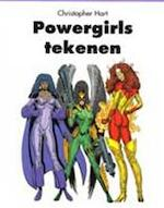 Powergirls tekenen