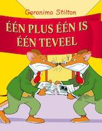 Een plus een is een teveel ! - Geronimo Stilton (ISBN 9789058930095)