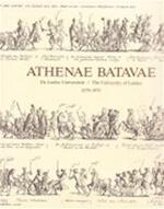 Athenae batavae leidse universiteit 1575-1975 - Unknown (ISBN 9789060212226)