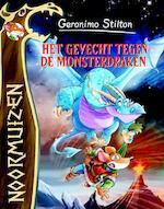 Het gevecht tegen de monsterdraken - Geronimo Stilton