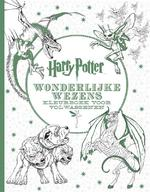 Harry Potter - wonderlijke wezens (ISBN 9789045319728)