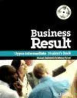 Business result - Michael Duckworth, Rebecca Turner (ISBN 9780194768092)