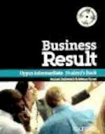 Business result - Michael Duckworth, Rebecca Turner (ISBN 9780194768092)