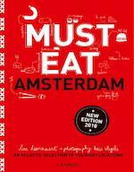 Must Eat Amsterdam - updated edition 2017 - Luc Hoornaert (ISBN 9789401447621)