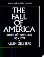 The Fall of America: Poems of These States 1965-1971 - Allen Ginsberg (ISBN 9780872860636)