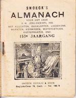 Snoeck's almanach voor [...] 1935