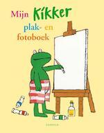 Mijn Kikker plak- en fotoboek - Max Velthuijs (ISBN 9789025860219)