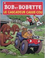 Le cascadeur casse-cou - Willy Vandersteen (ISBN 9789002024450)