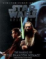 Star Wars: the making of episode I - the Phantom Menace - Laurent Bouzereau, Jody Duncan (ISBN 9780091868673)
