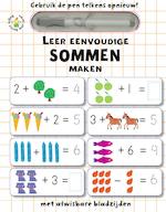 Leer eenvoudige sommen maken - Anton Poitier (ISBN 9789059474628)