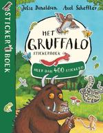 Het Gruffalo stickerboek - Julia Donaldson (ISBN 9789047709640)