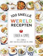 100 snelle wereldrecepten - Sofie Chanou, Jorrit Van Daalen Buissant Des Amorie (ISBN 9789461562487)