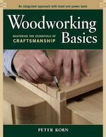 Woodworking Basics - Peter Korn (ISBN 9781561586202)