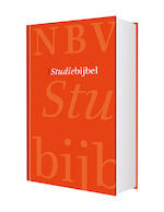NBV Studiebijbel (ISBN 9789065393296)