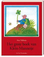 Het grote boek van Klein-Mannetje - Max Velthuijs
