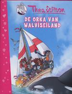 Thea Stilton 1 De orka van Walviseiland - Thea Stilton