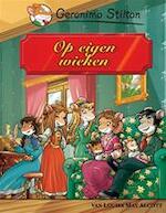 Op eigen wieken - Geronimo Stilton (ISBN 9789054617556)