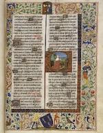 Liturgische handschriften uit de Koninklijke Bibliotheek