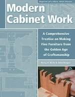 Modern Cabinet Work - Wells & Hooper (ISBN 9781892836281)