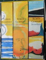 Campert compleet in cassette - Remco Campert (ISBN 9789023414964)