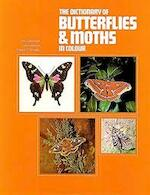 The dictionary of butterflies and moths in colour - Allan Watson, Eric Roberts Laithwaite (ISBN 9780718114237)
