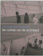 De ruimte van de architect