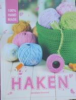 Haken - 100% handmade - Jaroslava Dovcová (ISBN 9789039626795)