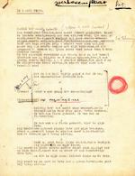 Patrick Conrad - De zwarte fiets + Handschrift Jef Geeraerts
