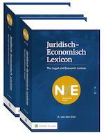 Juridisch-economisch lexicon - Aart van den End (ISBN 9789013134827)