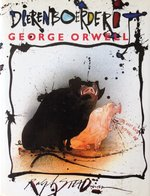 Dierenboerderij - George Orwell, Ralph (illustraties) Steadman (ISBN 9789029534765)