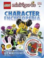 LEGO Minifigures Character Encyclopedia - Unknown (ISBN 9781409324621)