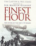 Finest hour - Tim Clayton, Phil Craig (ISBN 9780340750414)