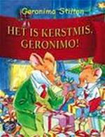 Het is Kerstmis, Geronimo! - Geronimo Stilton (ISBN 9789054613923)