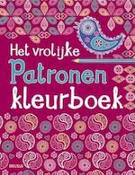 Het vrolijke patronen kleurboek