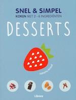 snel & simpel - Desserts