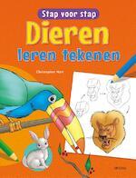 Stap voor stap dieren leren tekenen - Christopher Hart (ISBN 9789044749359)